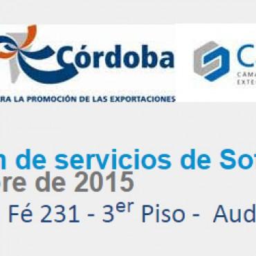 08/10 Exportación de servicios de Software a Países Andinos