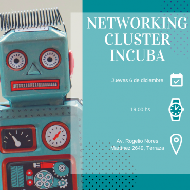 06/12 Networking Cluster Incuba
