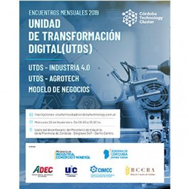 20/11 [INVITACIÓN] [4° ENCUENTRO]: Unidades de Transformación Digital - UTDS