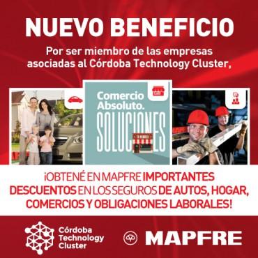 Importantes descuentos en Seguros. Convenio CTC+ MAPFRE