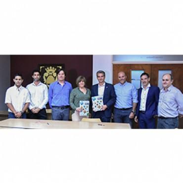 Convenio entre FaMAF y el Cluster Tecnológico Córdoba para potenciar el desarrollo de la industria del software