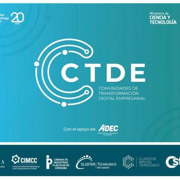 [INSCRIPCIONES ABIERTAS] Comunidades de Transformación Digital Empresarial - CTDE