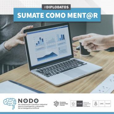 [NODO AI] #DiploDatos 2021: CONVOCATORIA A MENTORES