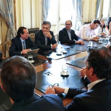 Presentaron al presidente Mauricio Macri el proyecto de Ley sobre Economía del Conocimiento