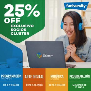 Córdoba Technology Cluster + Funiversity