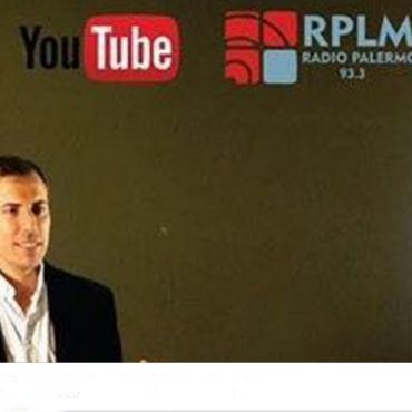 Entrevista Radial a Diego Casali - Digestión/Contenidos vía Radio Sucesos