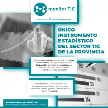 [RESULTADOS]  Medición de Monitor TIC/ julio - agosto de 2018