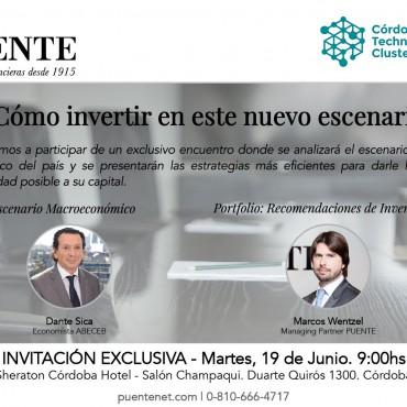 19/06 - CHARLA: Financiamiento e Inversiones en el Mercado de Capitales