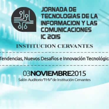 03/11 Invitación: Jornada de Tecnologías de la Información y las Comunicaciones