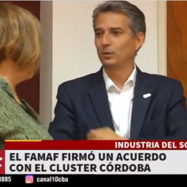 Buscan potenciar la industria del software en Córdoba
