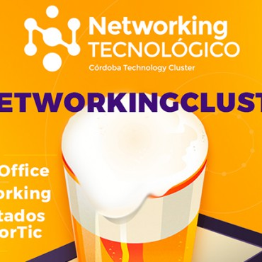 11/04 [INVITACIÓN] NETWORKING CLUSTER