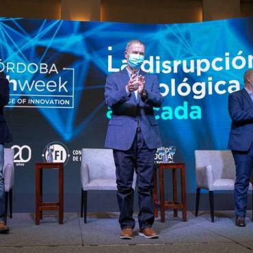 Arranca la segunda edición de Córdoba Tech Week (vía streaming y presencial)