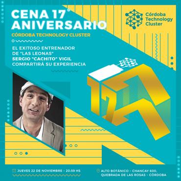 17º Aniversario Córdoba Technology Cluster