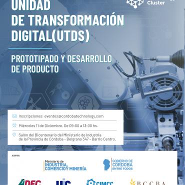 11/12 [5° ENCUENTRO]: Unidades de Transformación Digital - UTDS