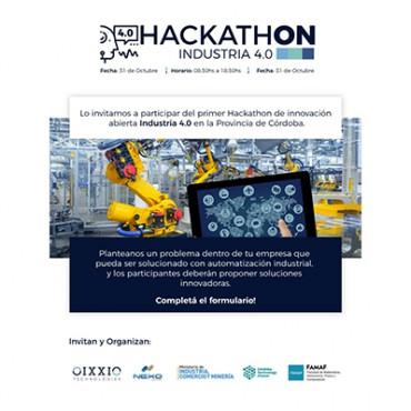 31/10 Hackathon - Industria 4.0