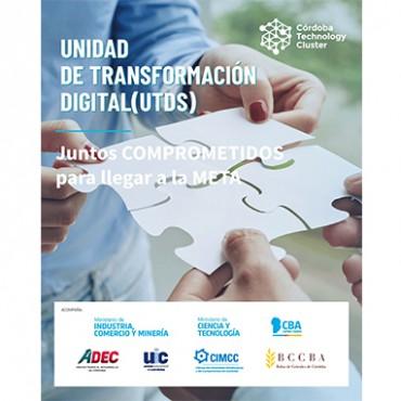 08/10 [INVITACIÓN]: Encuentro Online - Finalización Proyecto UTDS