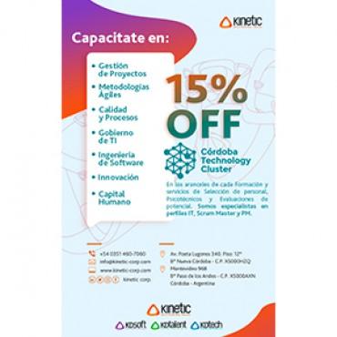 Convenio  CTC + Kinetic